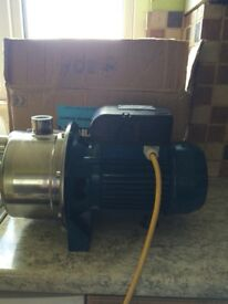 Pentax water pump