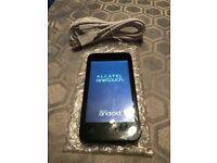 ALCATEL ONETOUCH PIXI 3 (3.5) UNLOCKED WIFI CHEAP PHONE