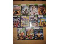 Bundle Xbox 360 Games - Forza Horizon, Halo 4, Gears of War, Fable, others