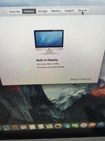 iMac desktop 21.5 inch - mid 2010
