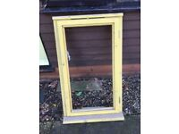 Window frame brand new never used softwood