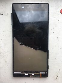 Sony Xperia z5 SPARES OR REPAIRS