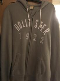 Hollister hoody size Large