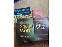 Selection of Social Work Handbooks