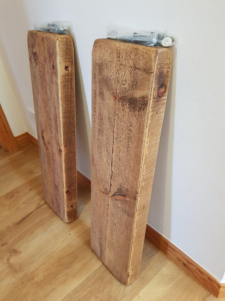 half off 29a28 b502f Solid reclaimed oak floating shelves   in Fochabers, Moray   Gumtree