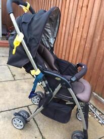 Combi pushchair (stroller)