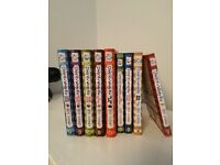 Diary of a Wimpy Kid - 9 Books