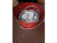 Barbecue bucket brand new £5