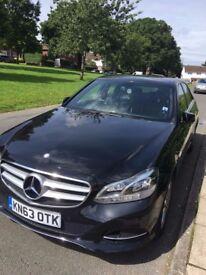 Mercedes-Benz E CLASS E220 CDI SE 2.2 4dr