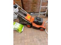 Lawn mower garden spares repairs