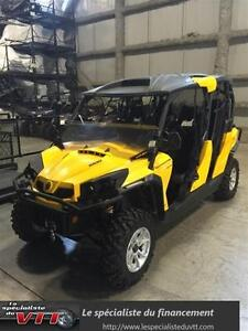 2015 can-am Commander 1000 XT -