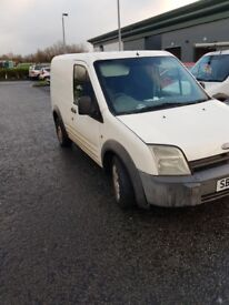 Ford transit connect 2004 pos px