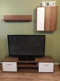 Tv unit set- modern