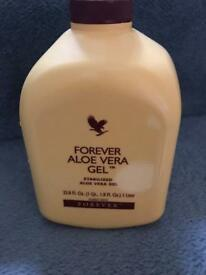 Forever living drinking gel