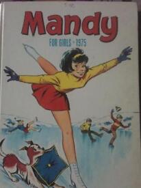 Mandy Girls Annual 1975