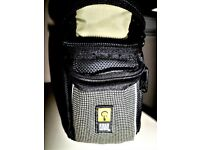 CASE LOGIC - Digital Compact Camera Carry Pouch with Belt Loop - Free P&P
