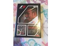 The official review of the 2008 fia formula one world championship DVD *new*