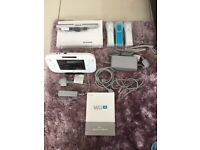 Nintendo Wii U 8gb, 3 controllers and selection of games **BUYER COLLECTS**