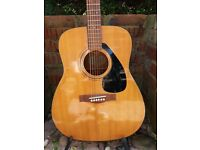 ☆RARE☆ YAMAHA ALL SOLID ACOUSTIC GUITAR (1979)