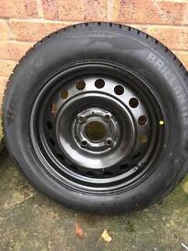 Nissan Primera Activ Tyre & Wheel 185/65