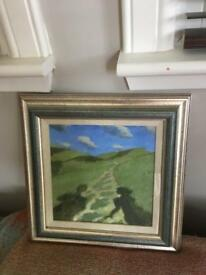 Original painting by Peter Standen