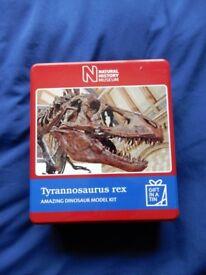 Natural History Museum Tyrannosaurus Rex Model Kit