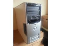 Dell Dimension, Intel Pentium Dual Core 2x 2.8Ghz, 320GB HDD, Disk 2 Disk, Win 10, Office 2010 Pro