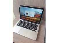 Immaculate Apple MacBook Pro (Retina, 13-inch, Mid 2014) 2.6GHz i5 Memory: 8 GB Storage: 250GB