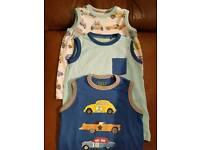 Boys Summer Vests 4-5yrs