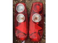 Caravan lights