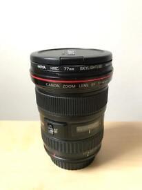 Canon ef 17-40mm f/4 USM