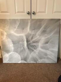 Extra large modern canvas
