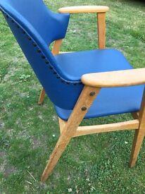 Retro armchair