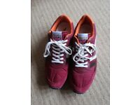 Gola trainers, size 8- only worn twice
