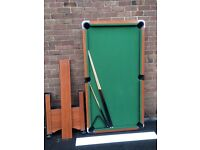 Wooden Snooker / Pool Table