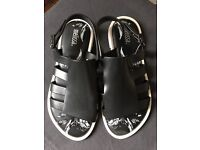 """MELISSA """"Bohemia"""" women's sandals worn ONCE only"""