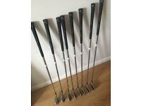 Gents Callaway X HOT irons for sale