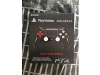 PS4 Darth Vader controller