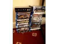Blu rays job lot