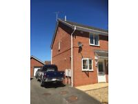 For rent - 2 bed house Crowland nr Peterborough