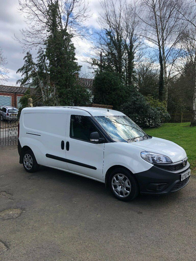 deaa7cdf40c848 1 Owner From New. With Full History 5 seater fiat doblo maxi same as ...