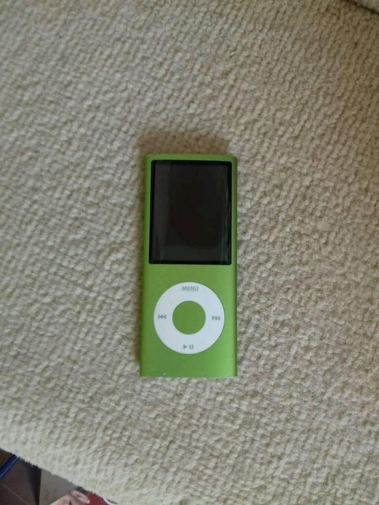 ipod nano 8gb apple