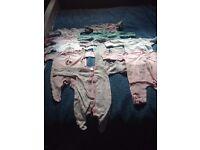 Baby girl clothes-Bundle