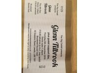Glenn Tilbrook ticket at Brudenell Social Club