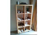 Wooden Storage / Display Unit