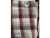 Curtain pillowcase set