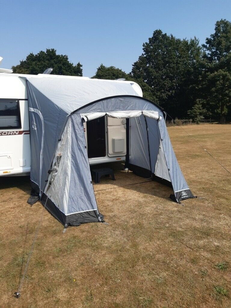 Caravan Porch Awning Sunncamp Swift 260 NOW SOLD | in ...