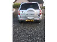 Suzuki Grand Vitara SZ4 DDIS (59 Plate)