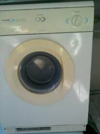 6kg vented white Knight dryer free local delivery all electrical s
