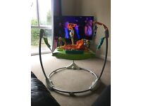 Baby jumperoo only 6 months old hardly used brilliant condition